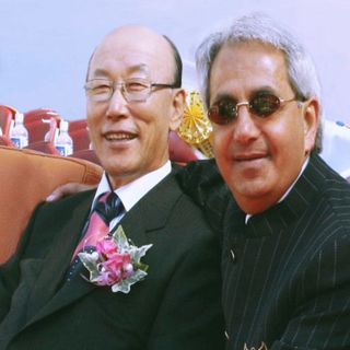 Pastor Benny Hinn Pays Tribute to Pastor Paul Yonggi Cho