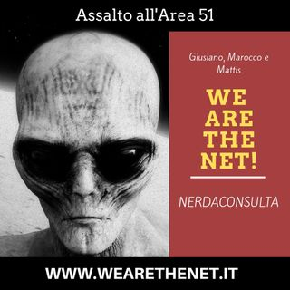 [Nerdaconsulta] Assalto all'Area 51