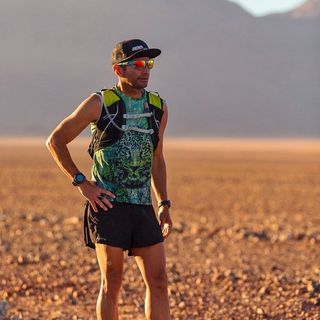 4. Ray Zahab, Professional Explorer and My First Running Hero!