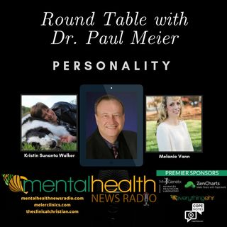 Round Table with Dr Paul Meier: Personality