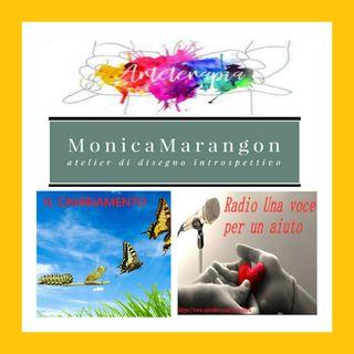 """Punt. straordinaria: """"IL CAMBIAMENTO """" con Monica Marangon"""