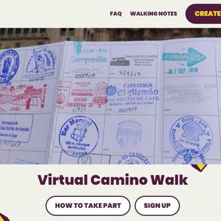 "Focus Ireland is holding a virtual ""Camino De Quarantine"" as a fundraiser"