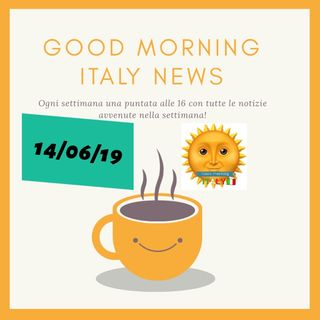 Episodio 2 - Good Morning Italy News