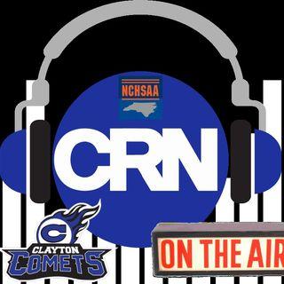 Cleveland Rams vs Clayton Comets JV #NCHSAA GN3A Baseball! #WeAreCRN #CRNSports #comets ALLin