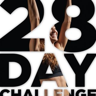 Amy's 28 day fitness challenge