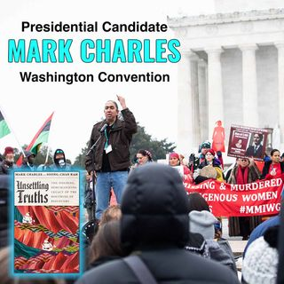 Mark Charles Washington Convention