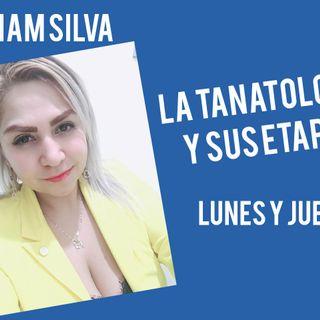 La tanatología y sus etapas con Miriam Silva. Duelo por enfermedad.