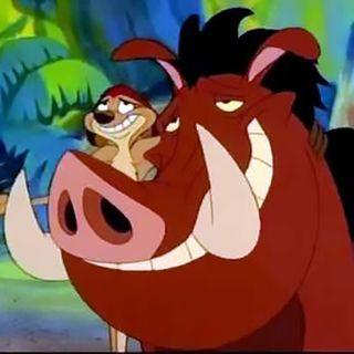 """RADIO GIAFFY - 14/05/19 """"Timon e Pumbaa: la serie"""" (1di2)"""