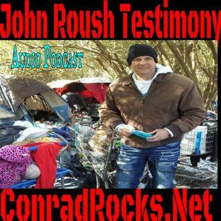 John Roush Testimony