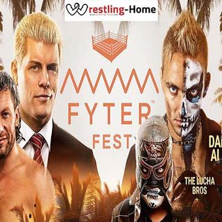 TV Party Tonight: AEW - Fyter Fest