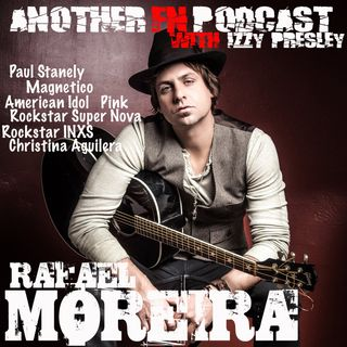Rafael Moreira - Magnetico/Paul Stanley