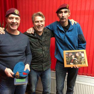 Vervolggesprek met onze legends van de luchtmobiele brigade , veteranen Elt  Hans berg  en Adj Ron Boeser  deel 2