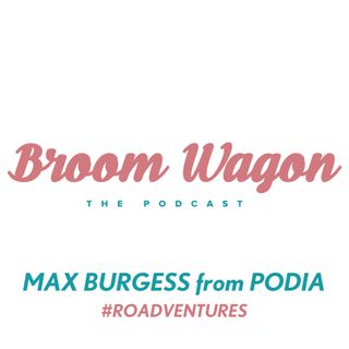MAX BURGESS from PODIA #ROADVENTURES
