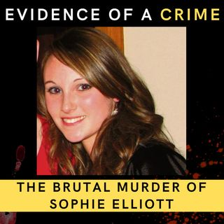 11. The Brutal Murder Of Sophie Elliott