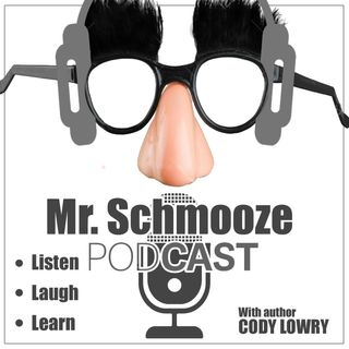 Say Cheese! Welcome To The Mr Schmooze Podcast