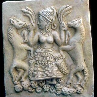 Diosa Aserah