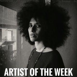Artist of the week. Arema Arega