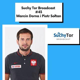 Statystyka w sporcie - Marcin Dorna i Piotr Sołtan w Suchy Tor Broadcast #43