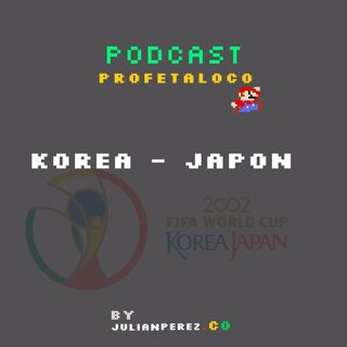 Dato 23 Korea - Japon 2002