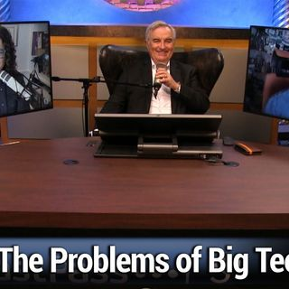 TWiT 793: The J to J Protocol - Amy Webb and Cory Doctorow Fix All the Problems of Big Tech