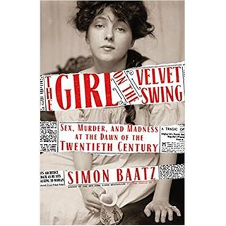 THE GIRL ON THE VELVET SWING-Simon Baatz