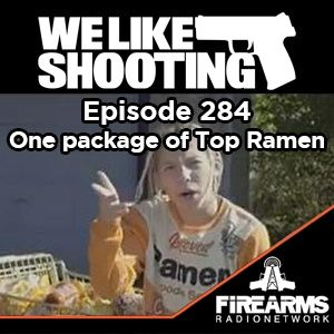 WLS 284 - One package of Top Ramen