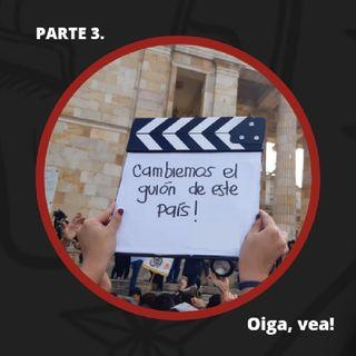 Estallido social y cine: P3- La primera línea audiovisual.
