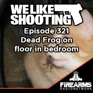 WLS 321 - Dead Frog on floor in bedroom