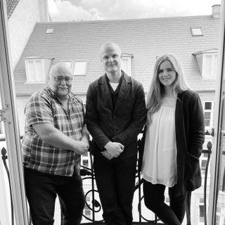 Episode 32 - Naja Wærness (forsvarsadvokat) & Jens Enevoldsen (klient - frifundet for voldtægtsanklager)