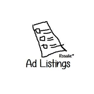 Ad Listings