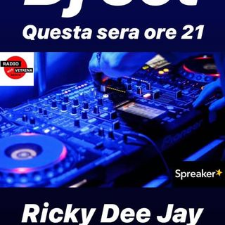 29 MAGGIO RADIOVETRINA DJ SET