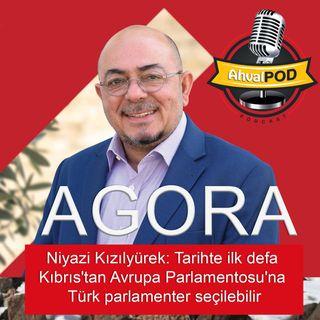Kızılyürek: Kıbrıs'tan tarihte ilk defa Avrupa Parlamentosu'na Türk parlamenter seçilebilir