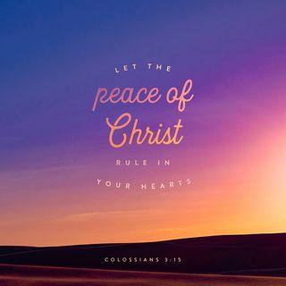Episode 283 - Colossians 3:15 (February 26, 2019)