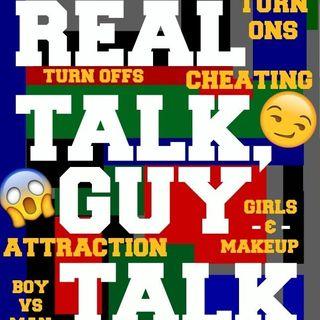 14. Guy Talk
