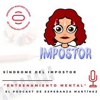030. Síndrome del impostor - Entrenamiento mental