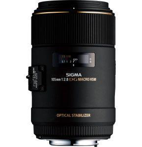 Obiettivo Macro Sigma 105mm f/2.8 DG OS HSM - La nostra opinione