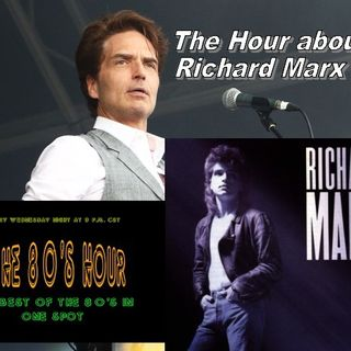 Richard Marx-Singer, Songwriter and a Lasting Star