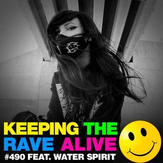 Episode 490: WATER SPIRIT!