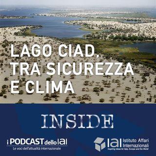 Sicurezza e cambiamento climatico nell'area del lago Ciad