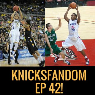 "EP 42: ""Treyriffic & Will Kawhi Leonard Become a Knick?"""