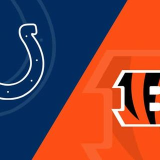 Cincinnati Bengals Weekly Show W/Joe Kelly: Bengals vs Colts Preview