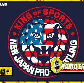 Radio Estelar 10/21/19 | NJPW US, BFG & Mas!