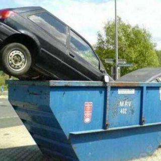 Dove mettere le auto che buttiamo?