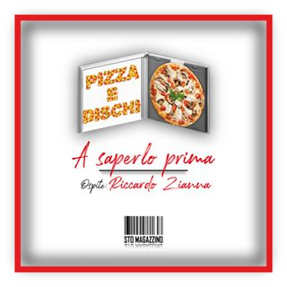 Pizza e dischi - Ep.4 - A saperlo prima con FacceCaso (voce di: Riccardo Zianna)