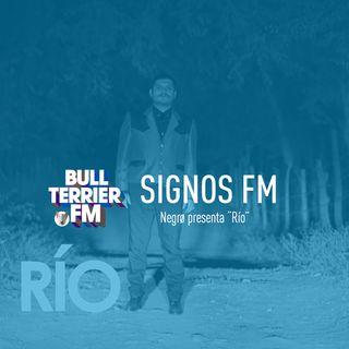 SignosFM con Negro presentando Río