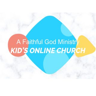 AFG Kid's Online Church: Jesus Is With Us Holy Spirit!