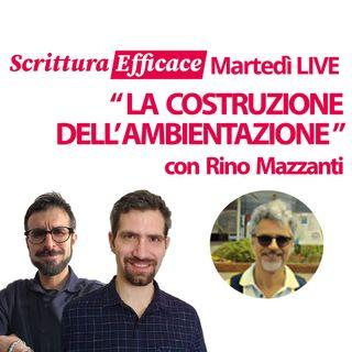 La costruzione dell'ambientazione - con Rino Mazzanti