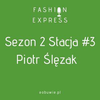 Sezon 2, Stacja 3: Piotr Ślęzak o wbieganiu na Sky Tower i dobraniu obuwia biegowego