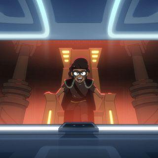 """117: STAR TREK: LOWER DECKS S1E9, """"Crisis Point"""""""