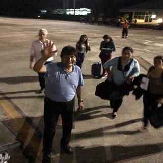 Durazo, informó que la dependencia a su cargo garantizará la seguridad de Evo Morales